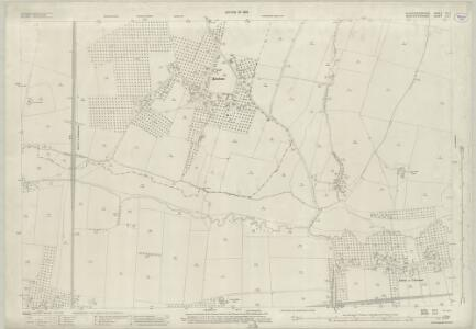 Gloucestershire XII.7 (includes: Ashchurch; Bredon; Kemerton) - 25 Inch Map