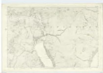 Argyllshire, Sheet CXLII - OS 6 Inch map