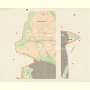 Chlumetz - c2522-1-007 - Kaiserpflichtexemplar der Landkarten des stabilen Katasters