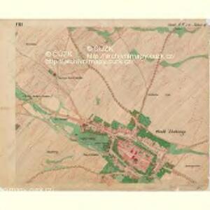 Zlabings - m2780-1-013 - Kaiserpflichtexemplar der Landkarten des stabilen Katasters