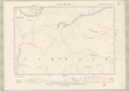 Stirlingshire Sheet XXI.SE - OS 6 Inch map