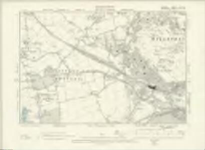 London VI.NW - OS Six-Inch Map