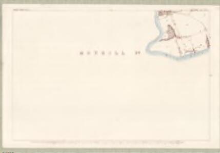 Perth and Clackmannan, Sheet CVII.8 (Monzie) - OS 25 Inch map