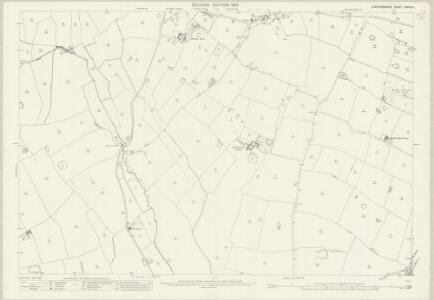 Staffordshire XXXVII.3 (includes: Cresswell; Hopton And Coton; Marston; Salt And Enson; Stafford) - 25 Inch Map