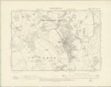Dorset XXII.SW - OS Six-Inch Map