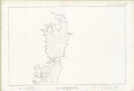 Inverness-shire - Isle of Skye Sheet XIII - OS 6 Inch map