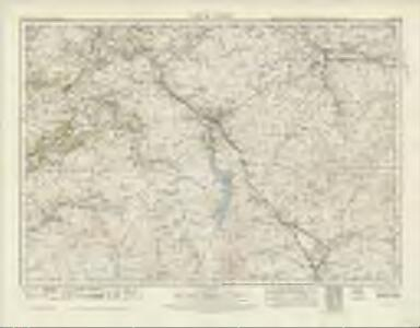 Loch Doon (83) - OS One-Inch map