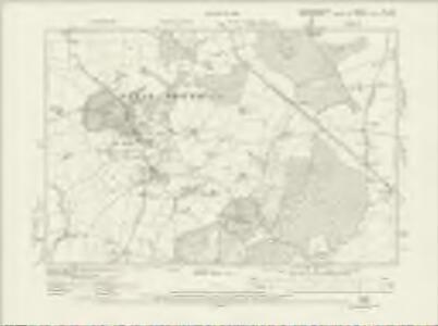Buckinghamshire XX.NE - OS Six-Inch Map