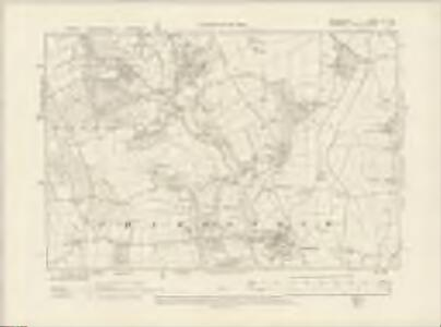 Devonshire LX.NW - OS Six-Inch Map