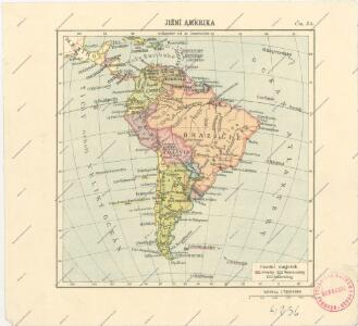 Jižní Amerika