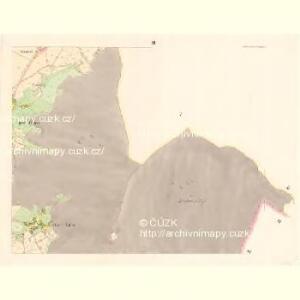 Schwarzach - c7813-1-003 - Kaiserpflichtexemplar der Landkarten des stabilen Katasters