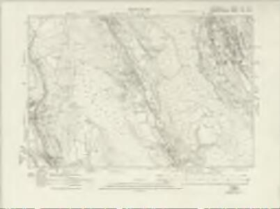 Glamorgan XIII.NW - OS Six-Inch Map