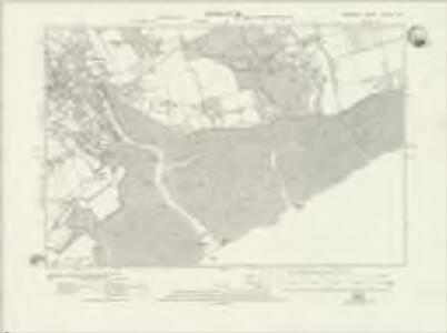 Hampshire & Isle of Wight LXXXVIII.NE - OS Six-Inch Map