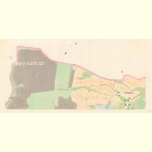 Zwikow - c9308-1-001 - Kaiserpflichtexemplar der Landkarten des stabilen Katasters