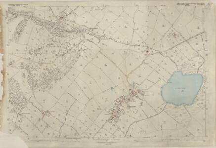 Shropshire XLVII.2 (includes: Chirbury; Trelystan; Worthen) - 25 Inch Map
