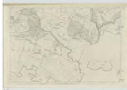 Perthshire, Sheet CXXXII - OS 6 Inch map