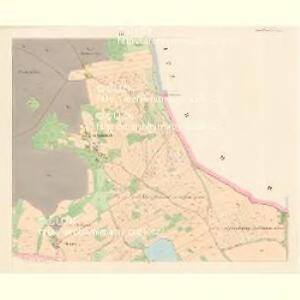 Gross Temelin (Welky Temelin) - c7855-1-002 - Kaiserpflichtexemplar der Landkarten des stabilen Katasters