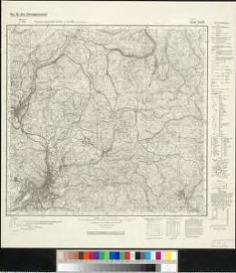 Meßtischblatt 5330 : Suhl, 1938