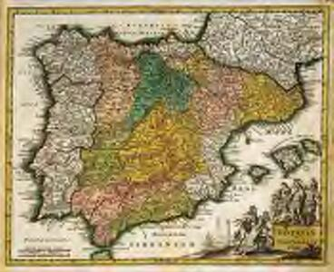 Hispaniæ et Portvgaliæ regna