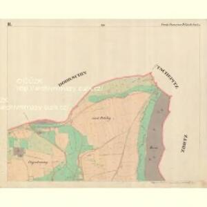 Klein Chmelna - c4368-1-002 - Kaiserpflichtexemplar der Landkarten des stabilen Katasters