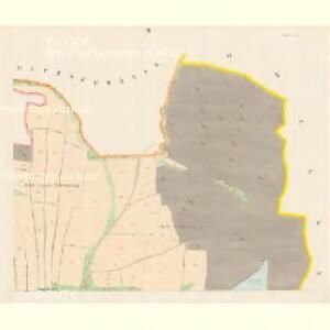 Zrutsch (Zruč) - c9294-1-002 - Kaiserpflichtexemplar der Landkarten des stabilen Katasters