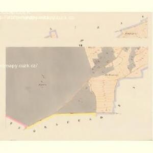 Chrast - c2632-1-006 - Kaiserpflichtexemplar der Landkarten des stabilen Katasters