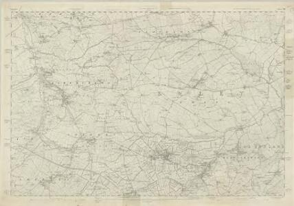 Yorkshire 261 - OS Six-Inch Map
