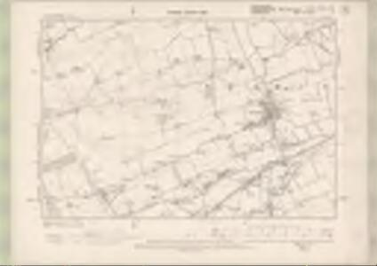Stirlingshire Sheet XXXV.NW - OS 6 Inch map