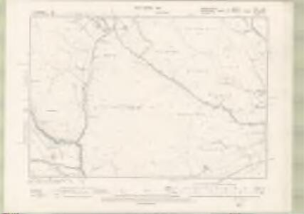 Fife and Kinross Sheet XVII.SW - OS 6 Inch map