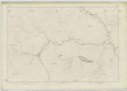 Sutherland, Sheet LXVI - OS 6 Inch map