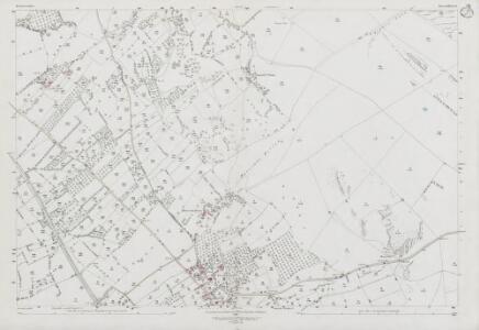 Somerset XXVII.6 (includes: Cheddar; Rodney Stoke) - 25 Inch Map