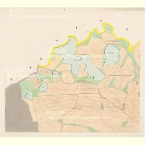 Brzillitz - c0612-1-002 - Kaiserpflichtexemplar der Landkarten des stabilen Katasters