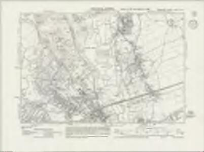 Hampshire & Isle of Wight LXXXVI.NE - OS Six-Inch Map