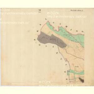 Weichseln - c8980-1-007 - Kaiserpflichtexemplar der Landkarten des stabilen Katasters