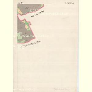 Gerbetschlag - c1817-1-008 - Kaiserpflichtexemplar der Landkarten des stabilen Katasters