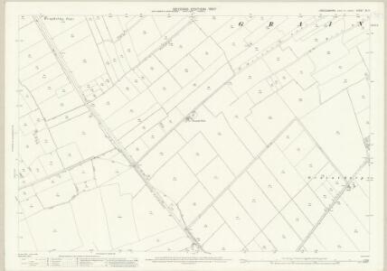 Lincolnshire XL.11 (includes: Covenham St Bartholomew; Covenham St Mary; Grainthorpe) - 25 Inch Map