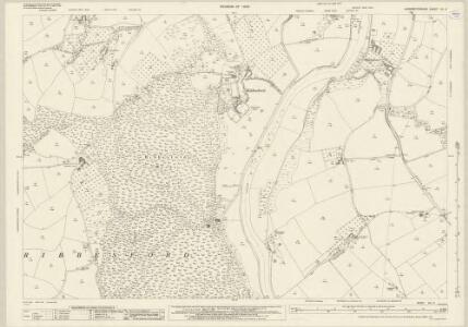 Worcestershire XIV.5 (includes: Bewdley; Ribbesford; Stourport on Severn; Wribbenhall) - 25 Inch Map