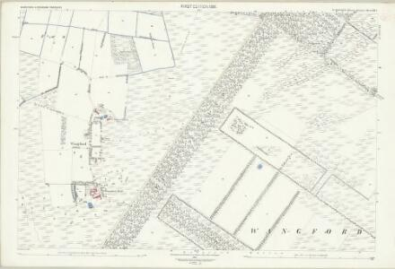 Suffolk XII.7 (includes: Brandon; Wangford) - 25 Inch Map