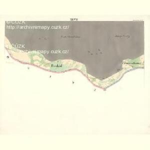 Ostrawitz - m2189-1-044 - Kaiserpflichtexemplar der Landkarten des stabilen Katasters
