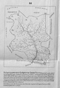 Hochgebirgsgemeinde im Quellgebiet der Steiner Feistritz