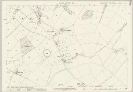 Buckinghamshire XXXIX.7 (includes: Ashley Green; Bovingdon) - 25 Inch Map