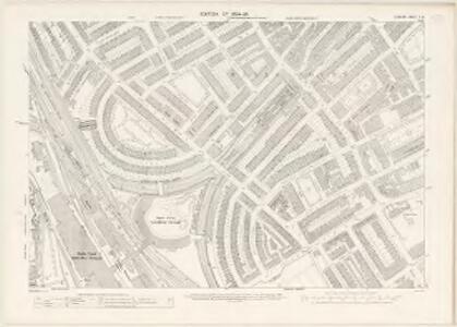 London X.8 - OS London Town Plan