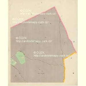 Breitenbach - c6050-2-001 - Kaiserpflichtexemplar der Landkarten des stabilen Katasters