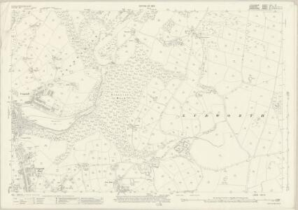 Lancashire CXII.12 (includes: Bredbury And Romiley; Chisworth; Marple) - 25 Inch Map