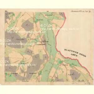 Hammern - c1768-1-011 - Kaiserpflichtexemplar der Landkarten des stabilen Katasters