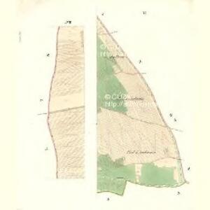 Niwnitz - m2006-1-006 - Kaiserpflichtexemplar der Landkarten des stabilen Katasters