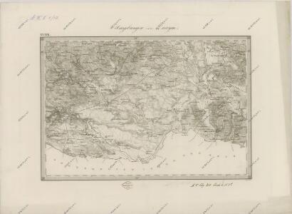 II. vojenské mapování 17