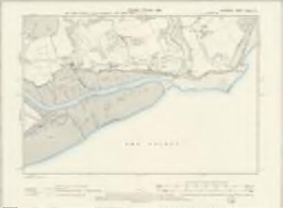Hampshire & Isle of Wight LXXXI.SE - OS Six-Inch Map