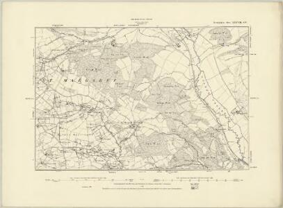Herefordshire XXXVII.NE - OS Six-Inch Map