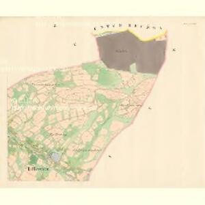 Tillowitz (Tillowitz) - m3182-1-002 - Kaiserpflichtexemplar der Landkarten des stabilen Katasters